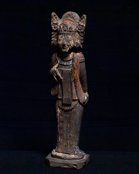 Female Temple Figure