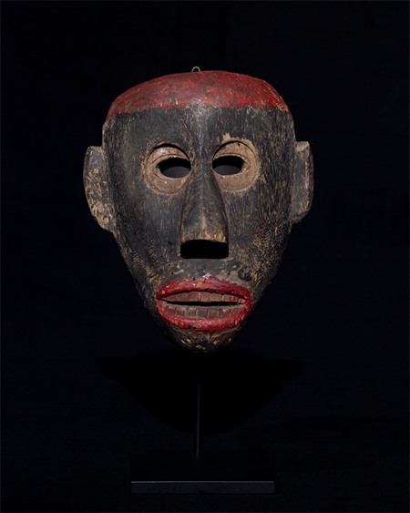 Ceremonial Iban Mask