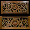 Carved Architectural Panels